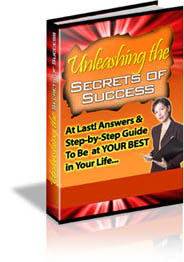 Cover of C Kellogg's Book Unleashing The Secrets Of Success