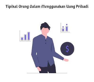 5 Tipikal Orang Dalam Menggunakan Uang Pribadi