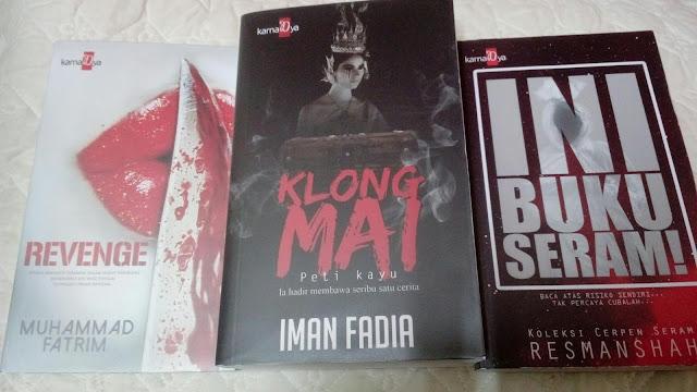 Ini Buku Seram!, Klong Mai, Revenge