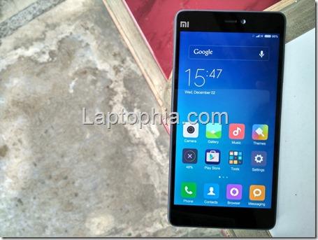Review Xiaomi Mi 4c