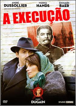 Filme Poster A Execução DVDRip XviD & RMVB Dublado