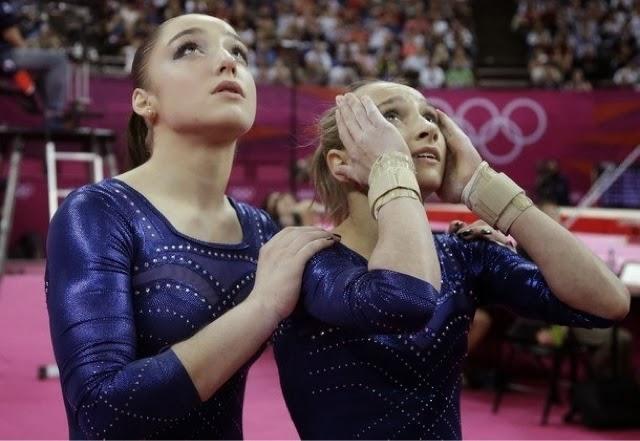 Mustafina Moods Rewriting Russian Gymnastics