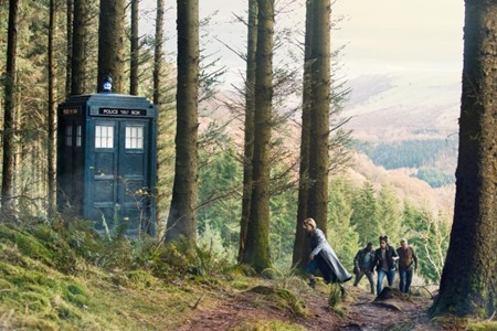Doctor Who - It Takes You Away