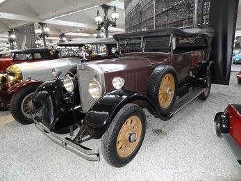 2017.08.24-125 Mercedes Torpedo Type 400 1925