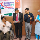Launching of Accessibility Friendly Telangana, Hyderabad Chapter - DSC_1207.JPG