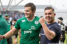 World Rugby U20 Championship 2016: Ireland v New Zealand