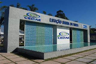 Leilão de concessão da Cedae está previsto para o dia 30 de abril