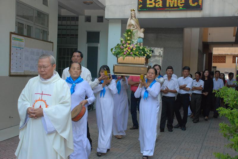 Hội CBMCG Phú Hoà mừng bổn mạng