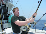 Joey Walter Released a 400+ Pound Blue Marlin May 28, 2010