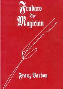 Cover of Franz Bardon's Book Frabato the Magician