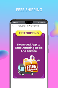 Club Factory – Online Shopping App 5