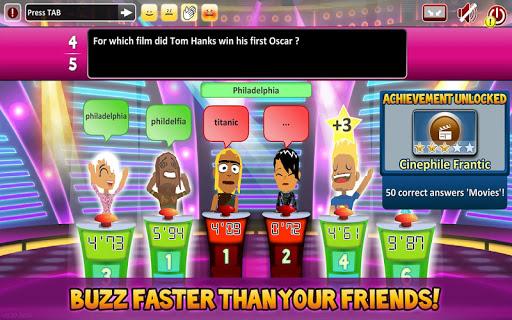 Superbuzzer Trivia Quiz Game 1.3.100 2