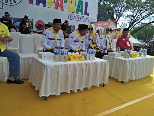 Pengamat Politik : Kampanye Akbar Tafa'dal Pertanda Kemenangan di Pilbup Bone