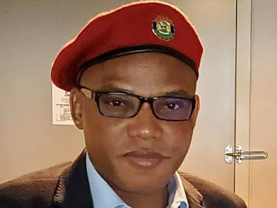 IPOB: Britain is the force driving the preservation of the failed one Nigeria - Nnamdi Kanu