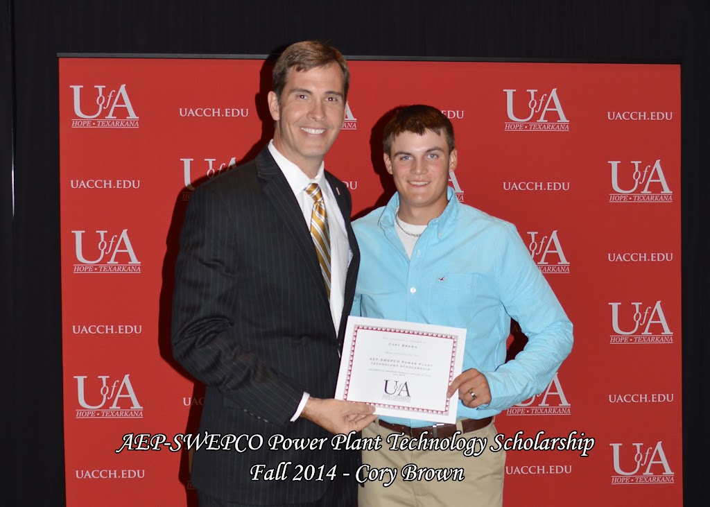 Scholarship Awards Ceremony Fall 2014 - Cory%2BBrown.jpg