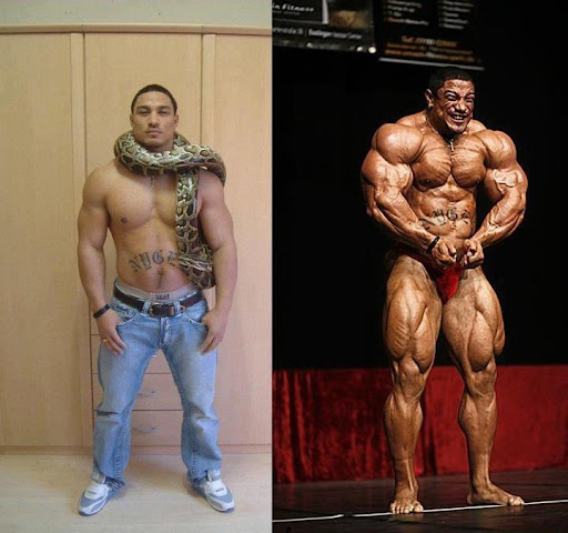 Big Ramy Before And After
