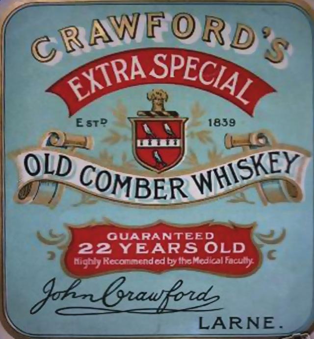 Comber Whiskey HR