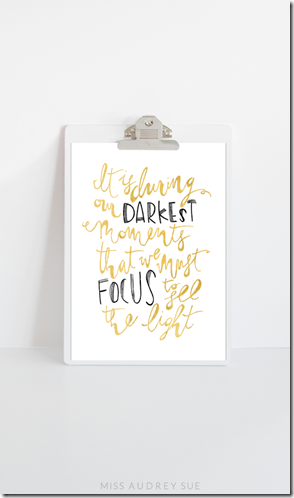 focus-on-the-light-printable
