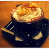 10. kép: Boldizsár Cukrászda - Agria Park - Cappuccino tejszínhabbal