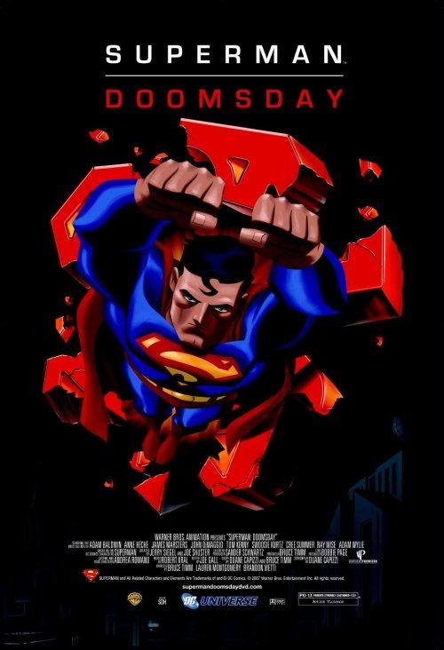 Plakat filmu: Superman/Batman: Wrogowie publiczni