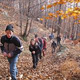 Escursione 18 Novembre  2012 Borgata Ciargiur Val Sangone