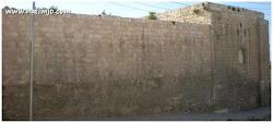 مضافة عشيرة الهنداوي في بلدة النعيمة/إربد ... شيدت عام 1280 هجري (1863 ميلادي) كما هو مكتوب على احد حجارها