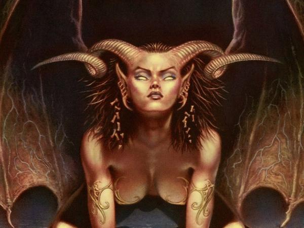 Demoness Of Hell Abyss, Demonesses