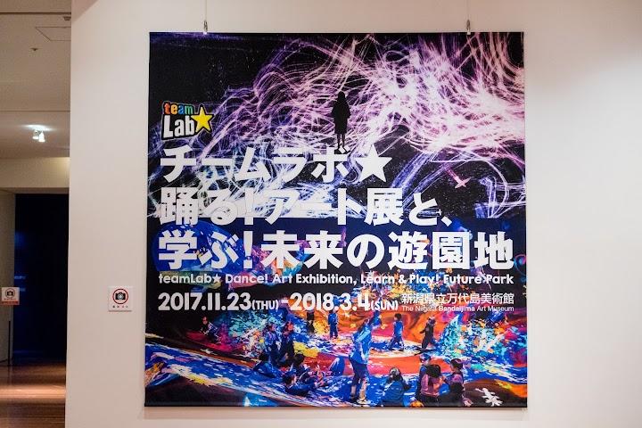 万代島美術館でデジタルアート体験 チームラボ★踊る!アート展と、学ぶ!未来の遊園地