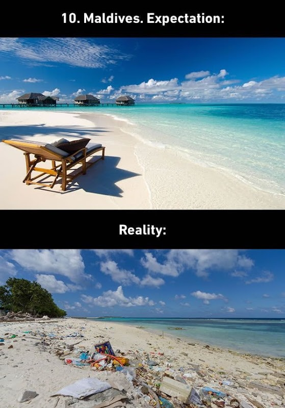 Maldives (Perfect Honeymoon Spot) Expectations vs. Reality