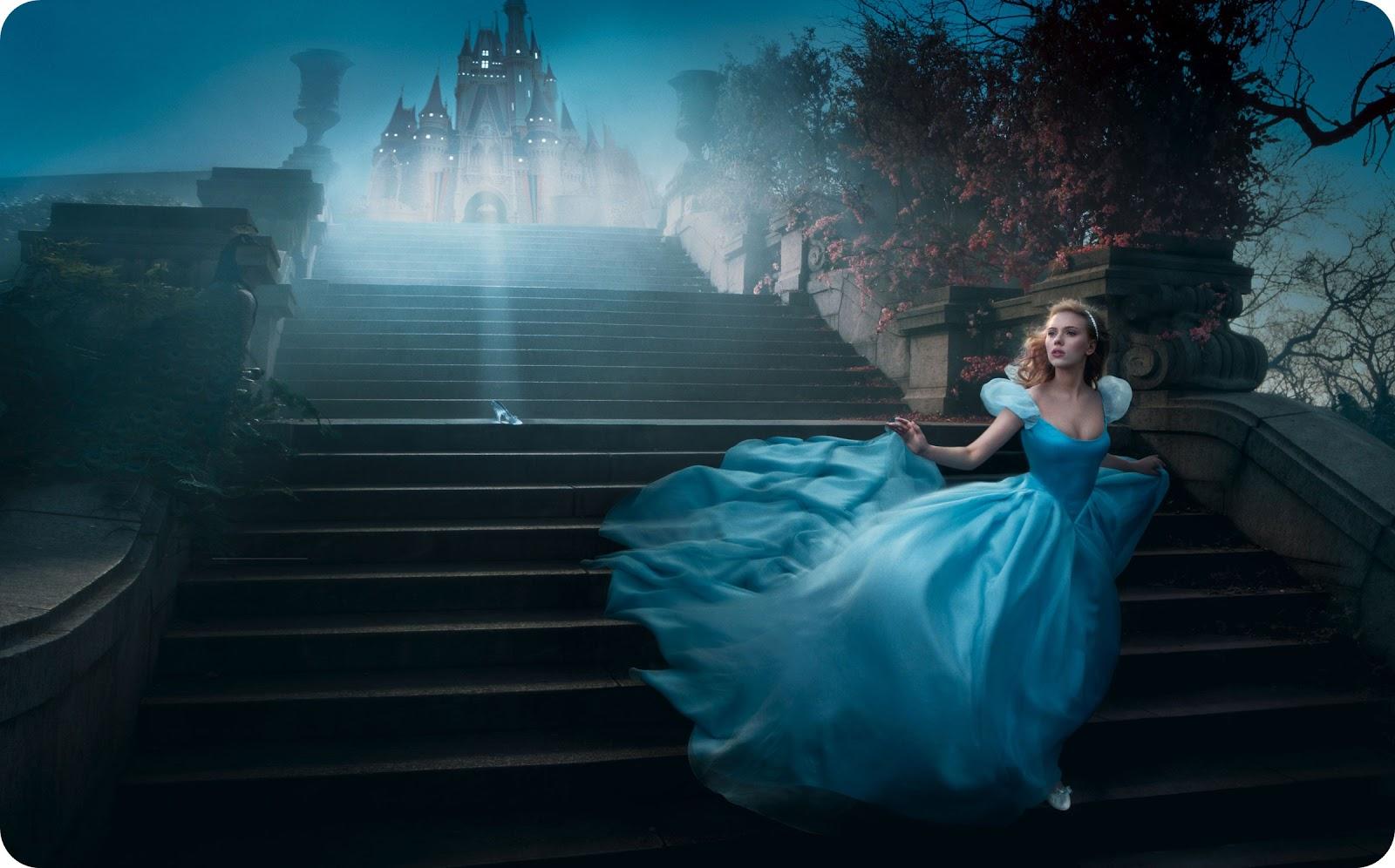 Cinderella Flees the Castle