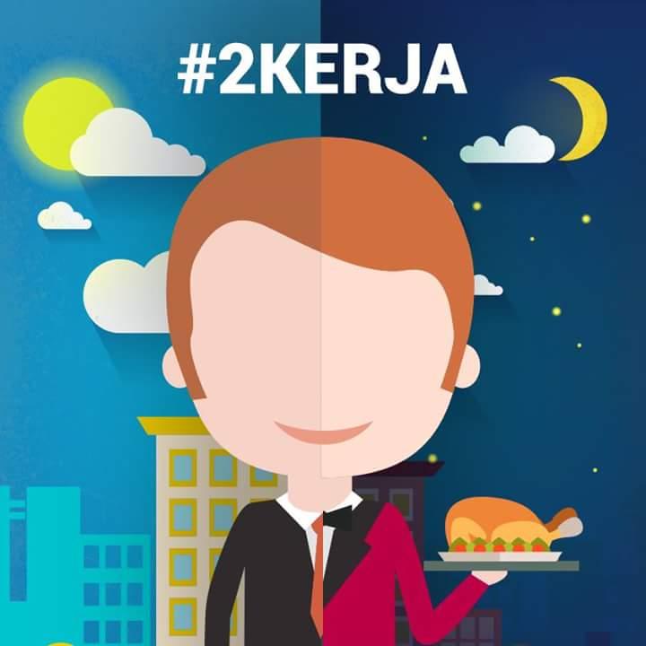 JADI BLOGGER KERANA #2KERJA !