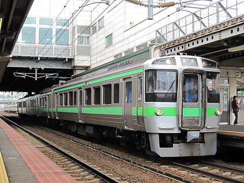 JR北海道 721系電車(イメージ写真)