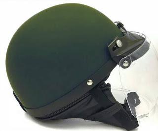 5 Helm Yang Dilarang Polisi, Yang Gimana ?