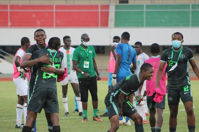 WAFU U17: Nigeria Lose To Ivory Coast In Cup Final