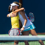 Kimiko Date-Krumm & Mandy Minella - 2015 Bank of the West Classic -DSC_4907.jpg