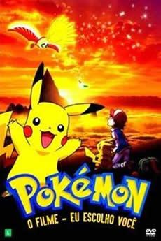 Capa Pokémon O Filme Eu Escolho Você! Torrent