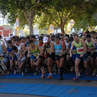 IX Media Maratón de Puertollano 2011 - Carrera 1