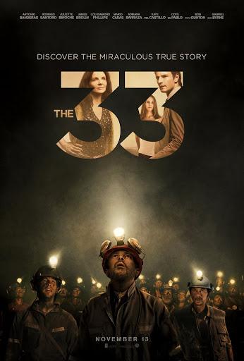 Οι 33 (The 33) Poster