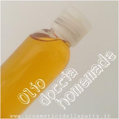 olio doccia fai da te