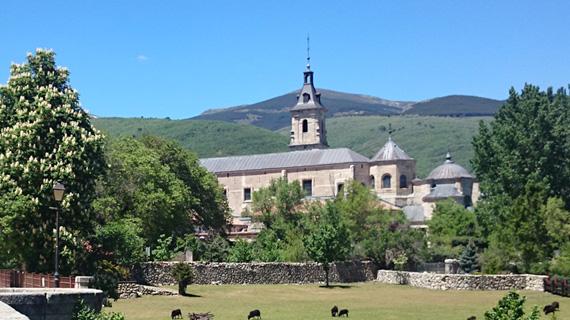 Monasterio de Santa María de El Paular, en Rascafría