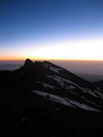Kili Climb Day 5 - Summit Push