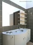progetto di bagno casa privata a Bergamo - 2