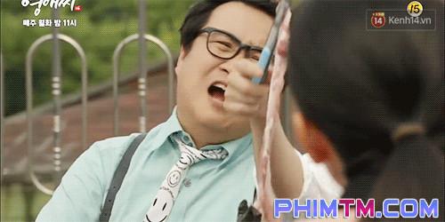 7 cảnh phim Hàn thốn tận rốn nhất là tình huống của mẹ Kim Tan - Ảnh 3.