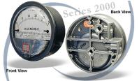 Dwyer Series 2000 Magnehelic Pressure Gauge