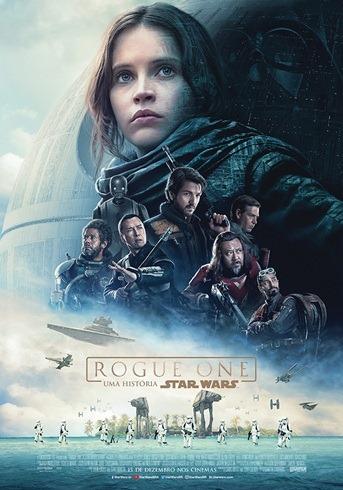 Rogue One - Uma História Star Wars - Pôster nacional