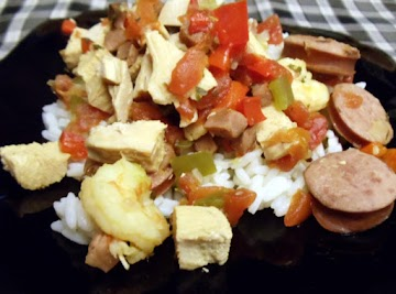 Deb's Down Home Jambalaya Recipe