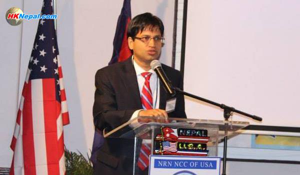 एनआरएनए कोषाध्यक्षमा राजेन्द्र शिवाकोटीको उम्मेदवारी घोषणा