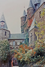 Photo: Cochem. Burcht Cochem.