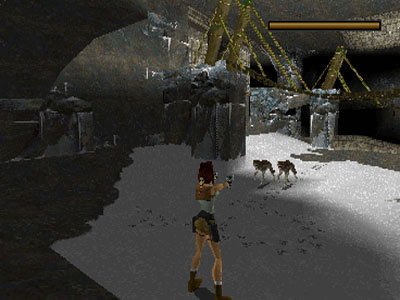 Tomb Raider Wolves