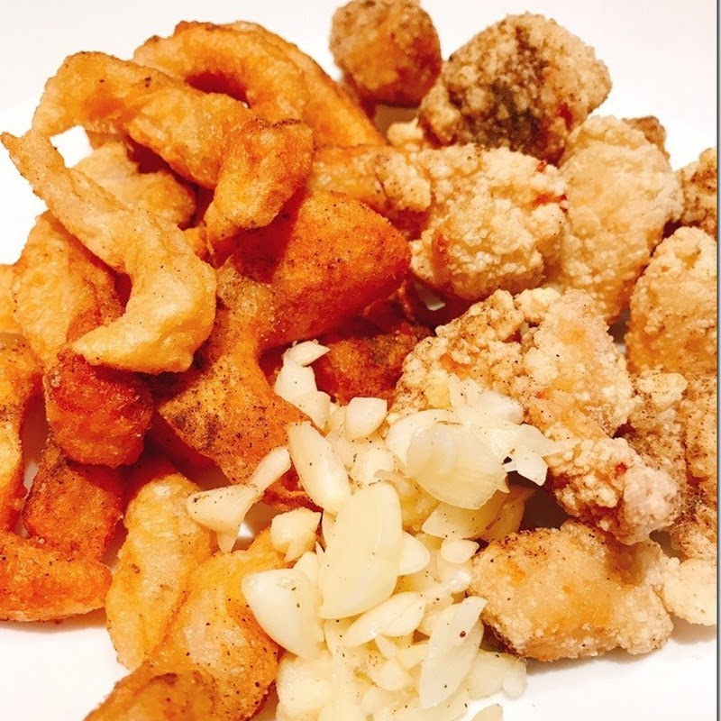 鮮炸主義-新北淡水-宵夜的好夥伴炸物鹹酥雞甜不辣
